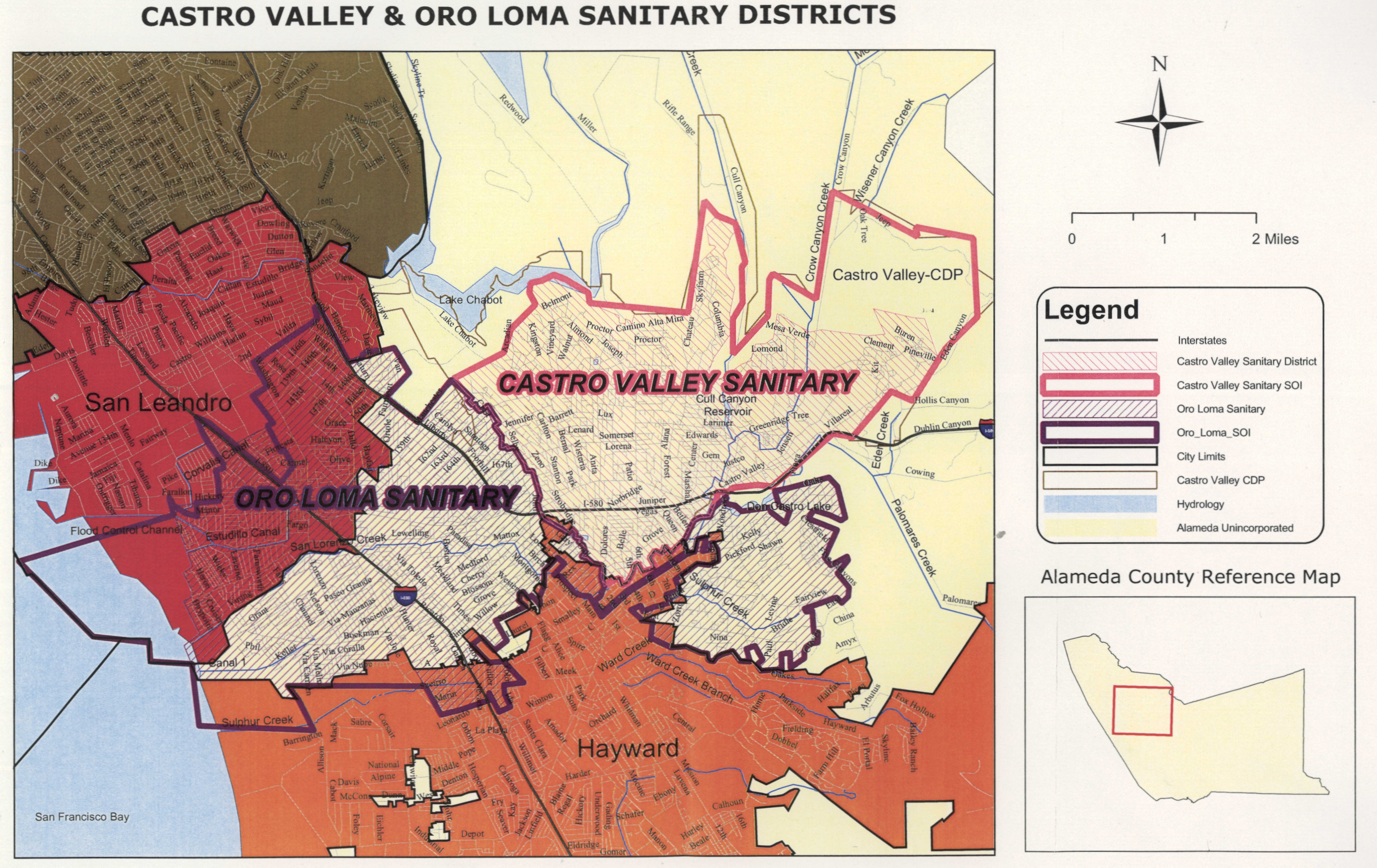 Oro Loma Sanitary District Engineering Web Site